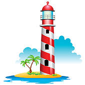 Lighthouse Clip Art.