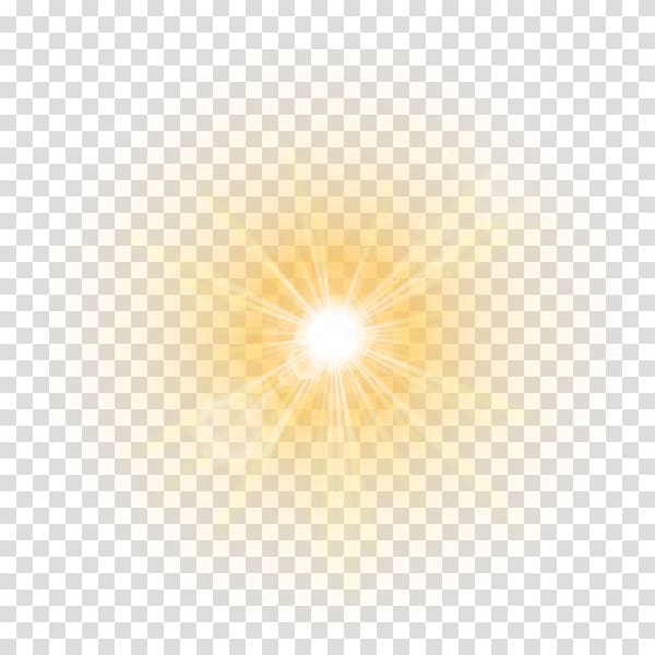 Sun rays, Light Lens flare , light transparent background.