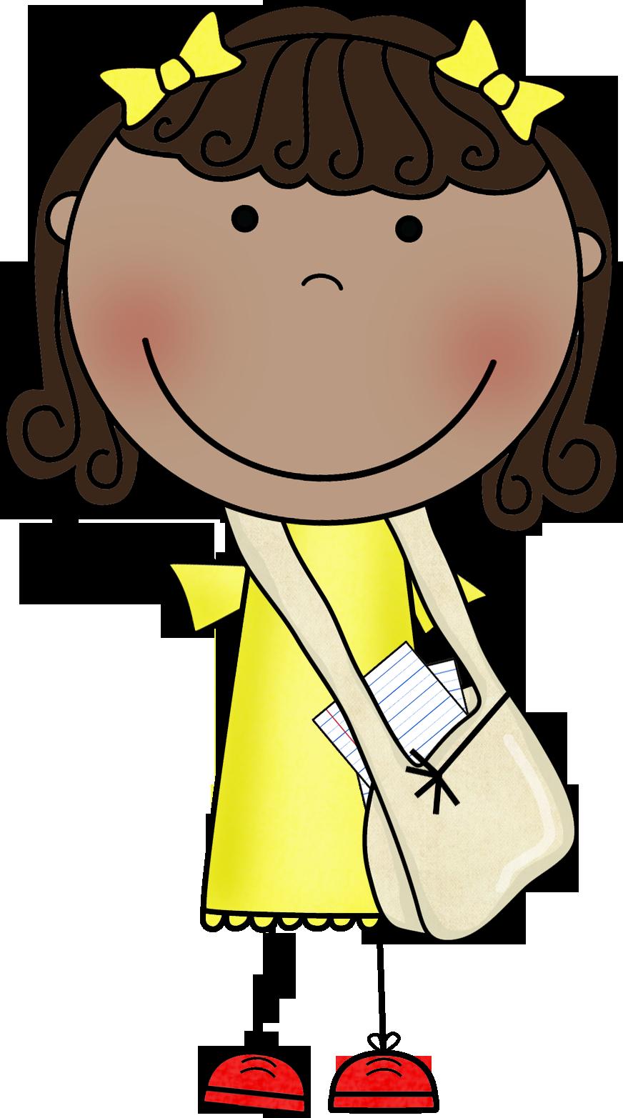 Classroom helper clipart messenger.