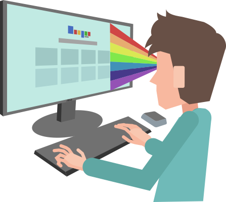 Light Monitor Clipart Clipground
