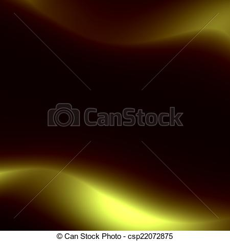 Stock Illustrations of Abstract Simple Dark Olive Green Glow.