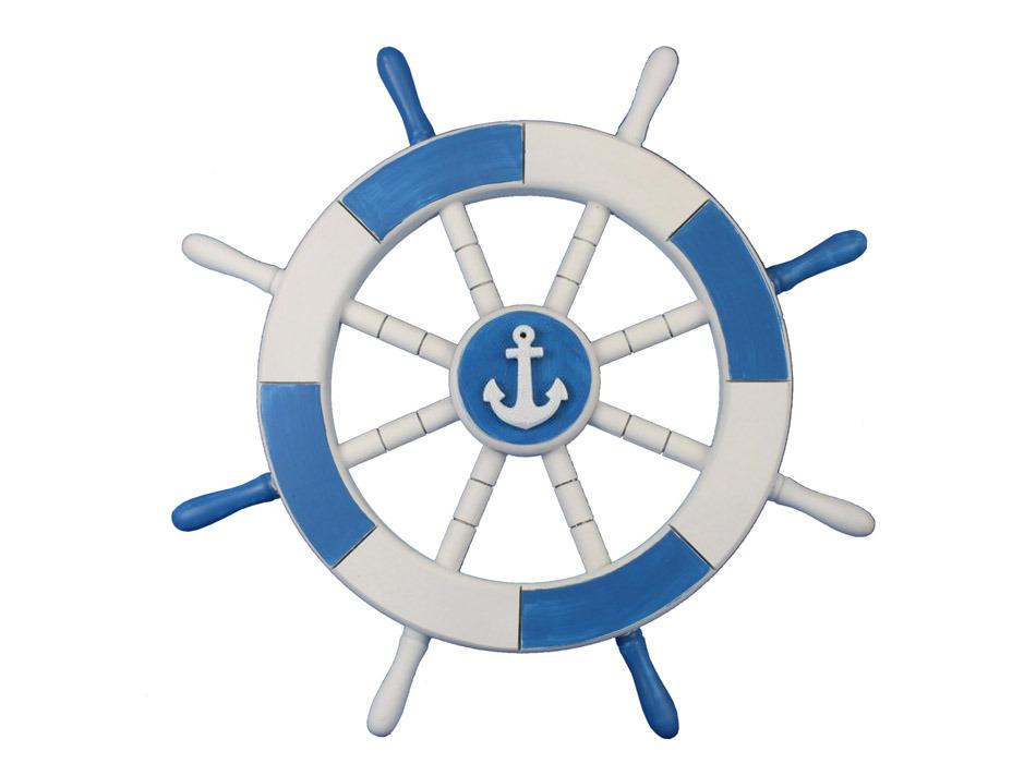 Ships wheel clip art.