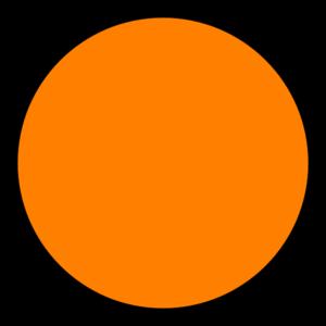 Orange Light Clip Art at Clker.com.