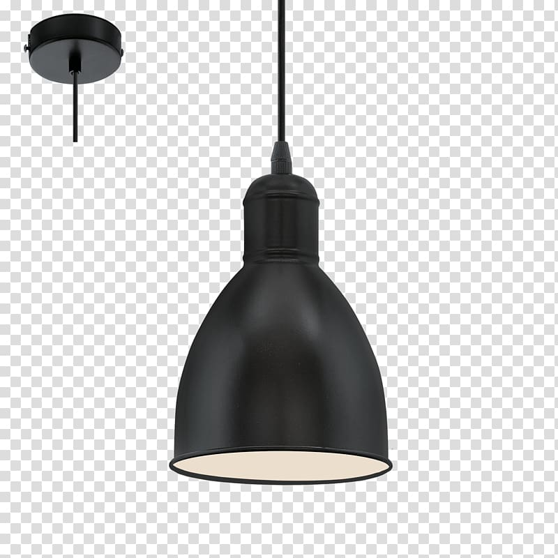 Black pendant lamp, Pendant light Light fixture Lighting.