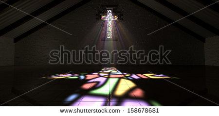 Catholic Cross Stock Images, Royalty.
