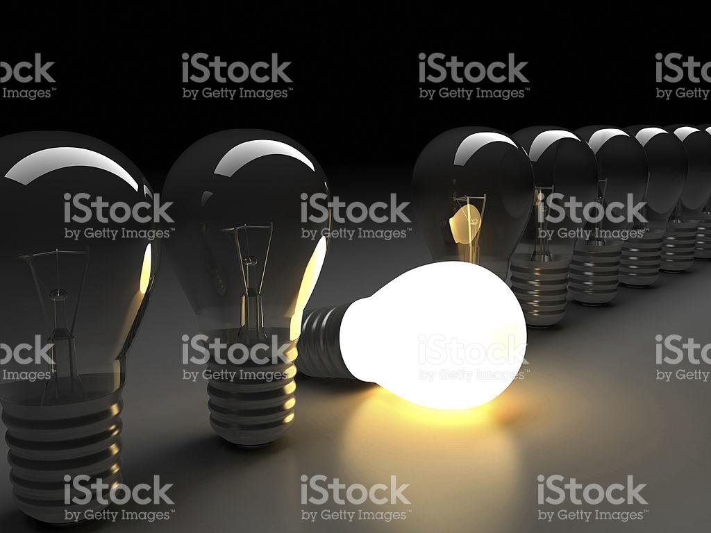 Light Bulb Clipart stock photo 89494052.