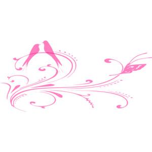 Light Pink clip art.