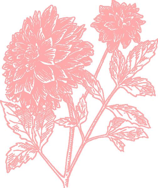 Clipart art light pink.