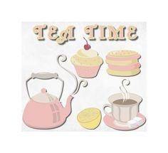 light pink cupcake clipart #3