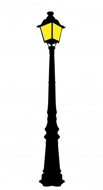 Street Light Poles Clipart#2040836.