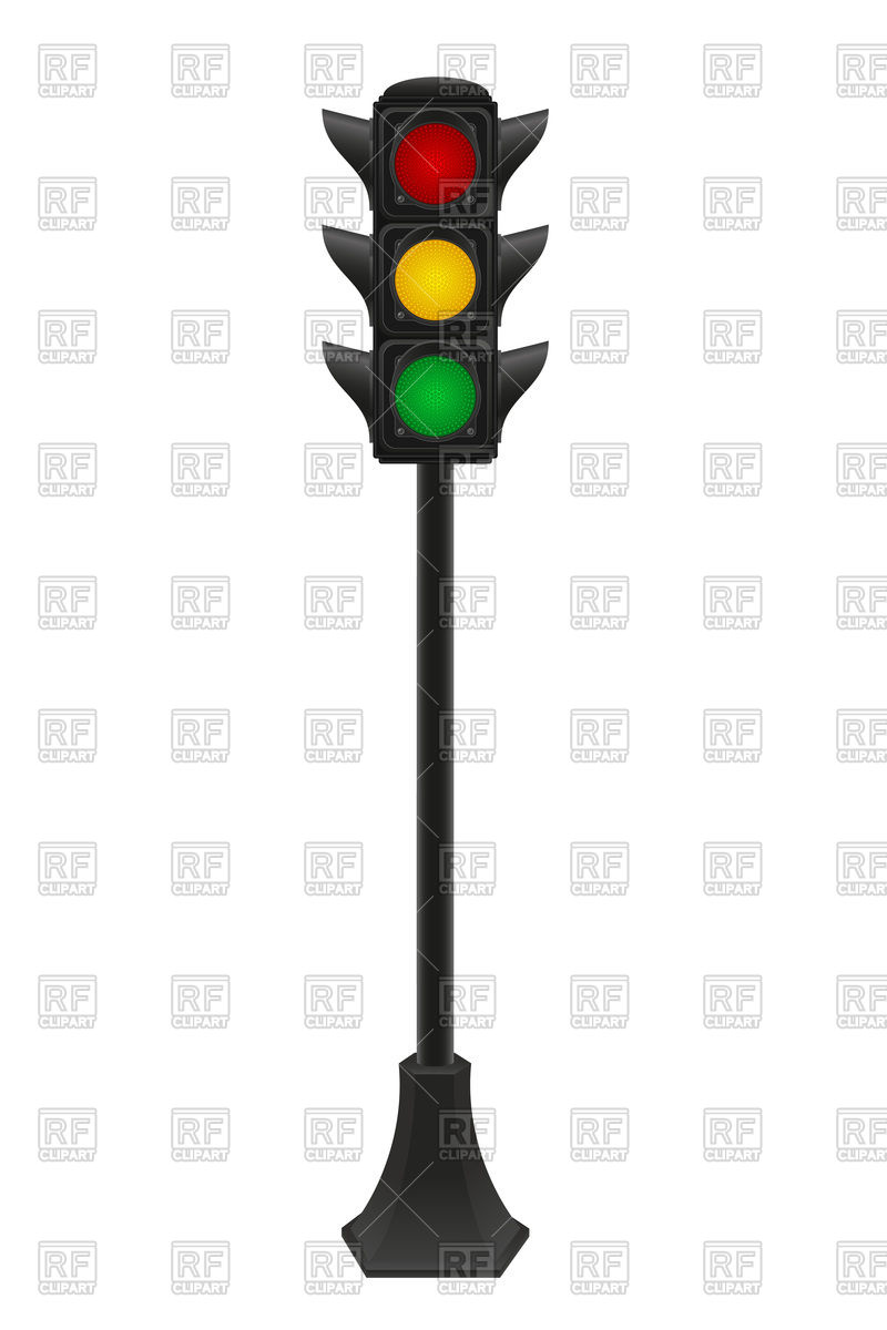 Clipart traffic light.