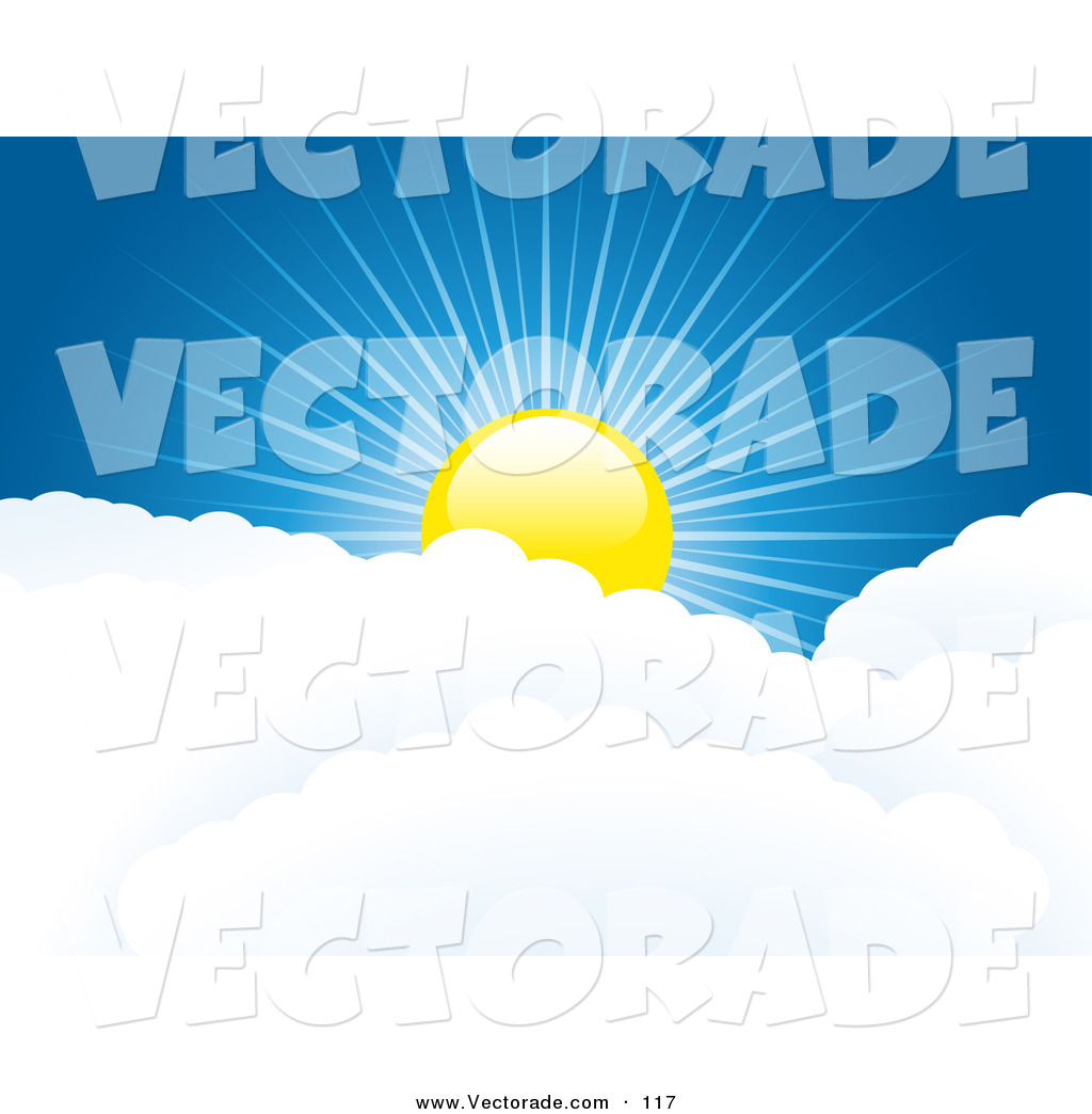 Royalty Free Stock Vector Designs of Light Rays.