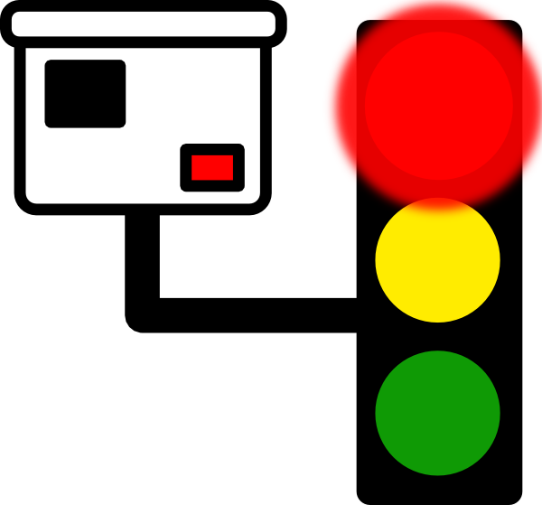 Red Light Camera Clip Art at Clker.com.