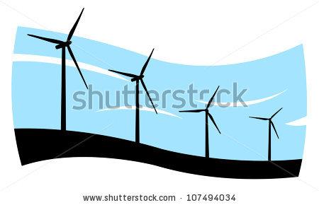 Wind Turbine Blade Stock Photos, Royalty.