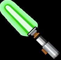 Lightsaber Clip Art.