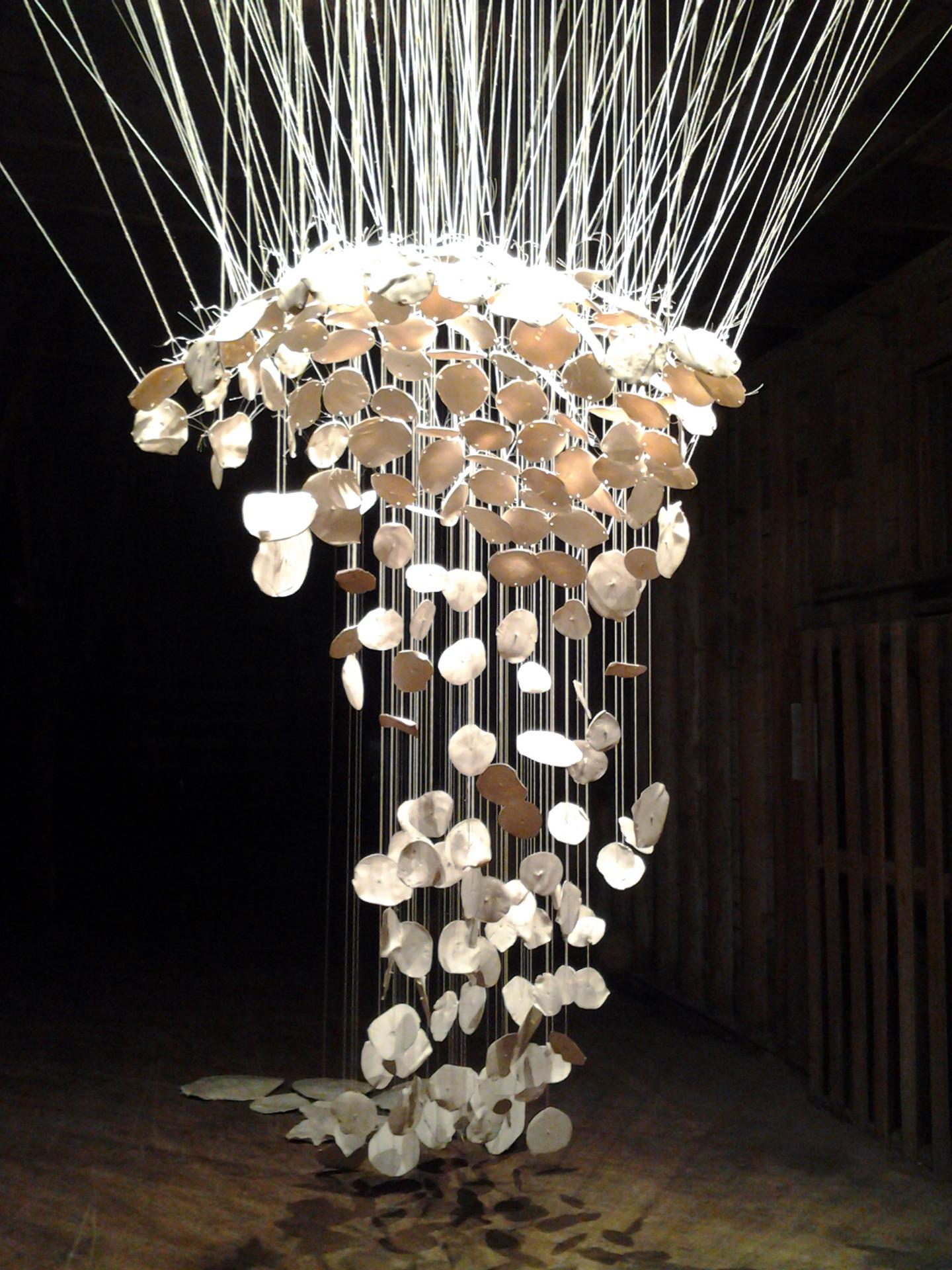 Led Lighting Cool A Led Light Installation By light bulb clip art.