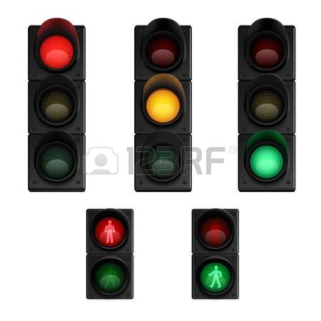 19,009 Traffic Light Stock Vector Illustration And Royalty Free.