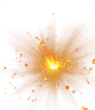 spot explosion effect light png file hd clipart.