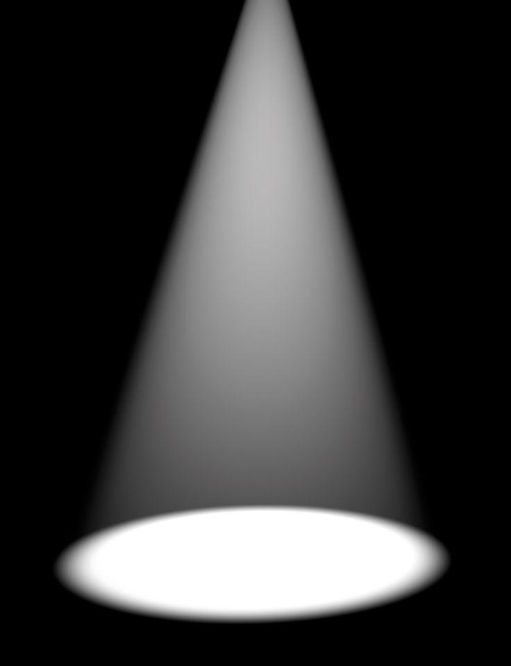 Spotlight spot light clip art at vector clip art image.
