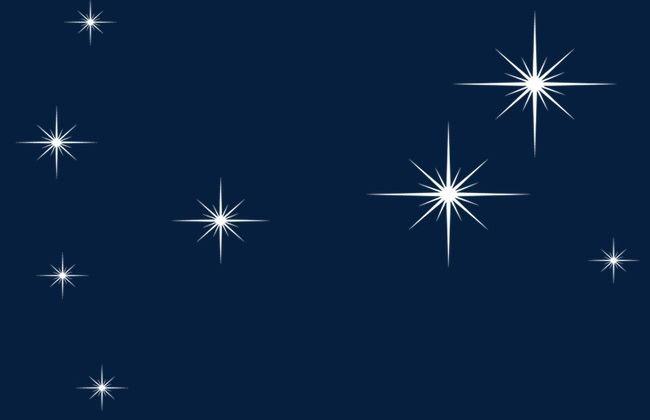 White Stars PNG, Clipart, Decoration, Light, Star, Stars.