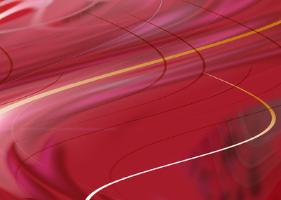 Image: Red PowerPoint Background.