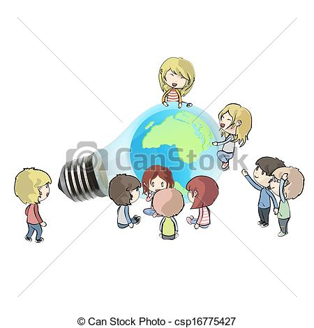 light the world free clipart #15
