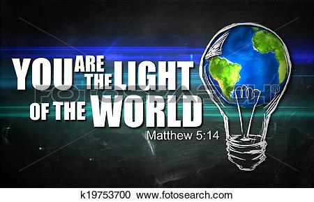light the world free clipart #14