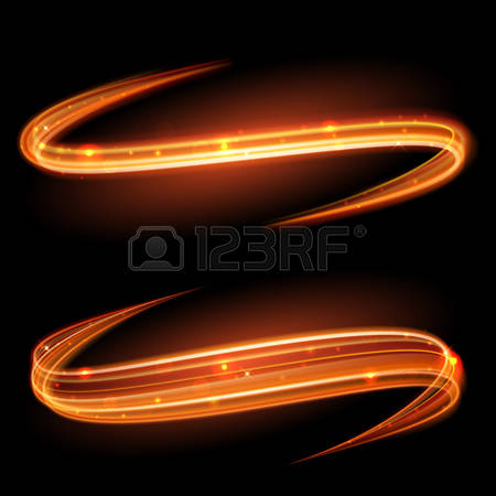 7,353 Light Trail Stock Vector Illustration And Royalty Free Light.
