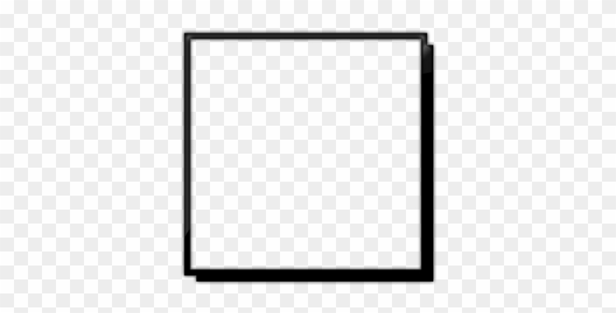 Square Clipart Check Box.