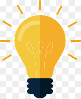Light Bulbs PNG Images.