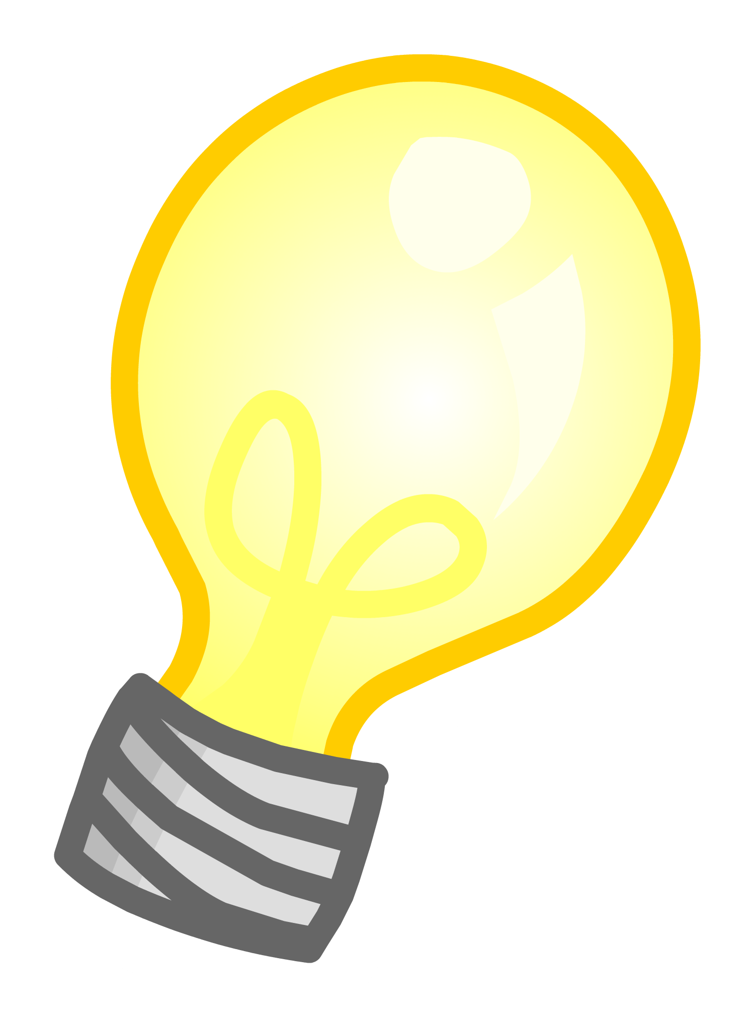 Light Bulb PNG Images.