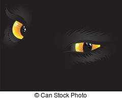 Glowing eyes Clipart Vector Graphics. 1,520 Glowing eyes EPS clip.
