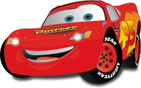 Lightning Mcqueen Clipart Picture Free Download.