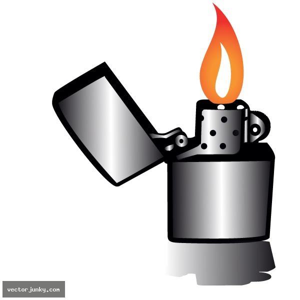 Lighter Clipart#1887393.