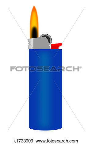Stock Illustration of lighter k1733909.