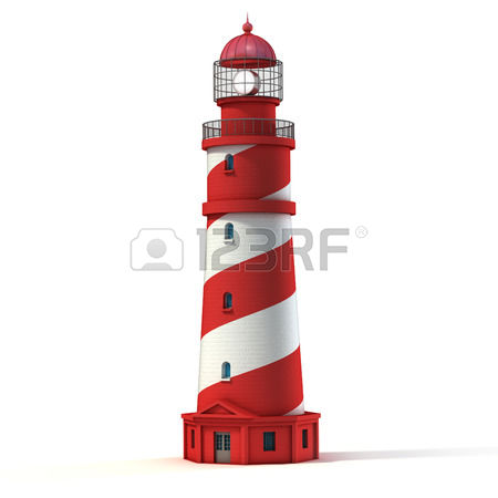 lighthouse clipart free #4
