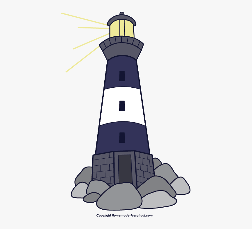 Lighthouse Clipart, HD Png Download.