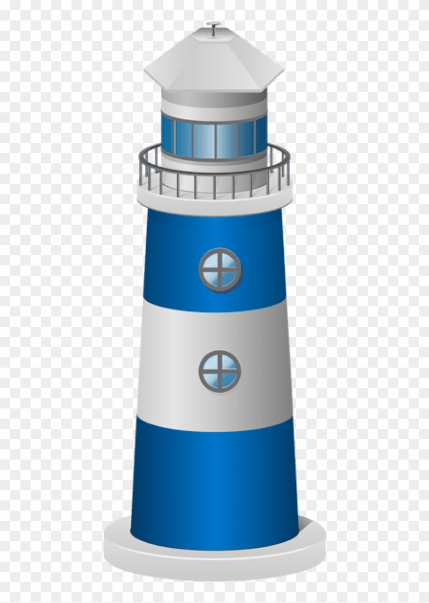 Free Png Download Lighthouse Blue Clipart Png Photo.