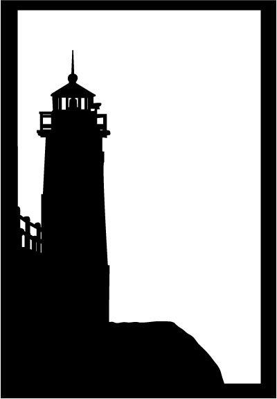 Free Lighthouse Silhouette, Download Free Clip Art, Free.