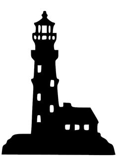 Lighthouse Silhouette Png (109+ images in Collection) Page 1.