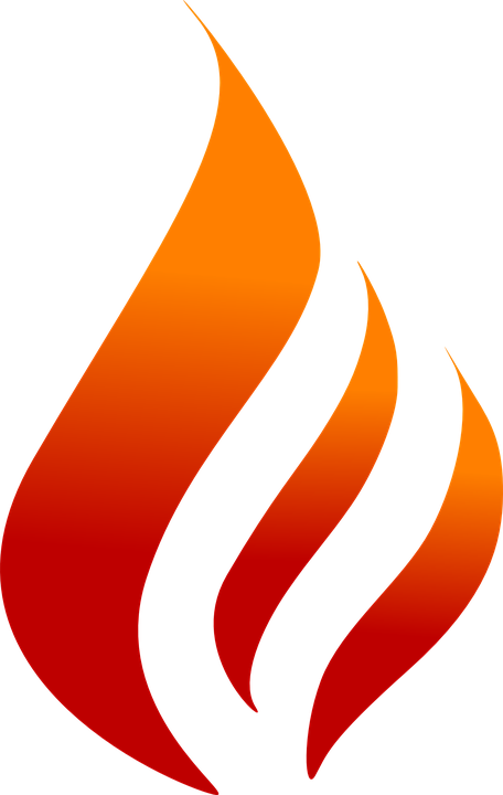 Free vector graphic: Fire, Flame, Danger, Burn, Light.
