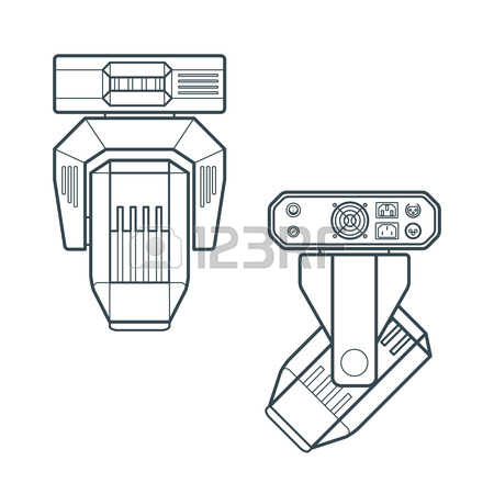 Lighting Device Cliparts, Stock Vector And Royalty Free Lighting.