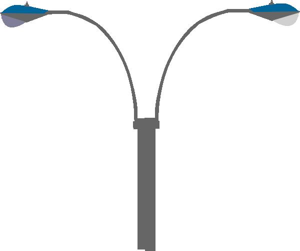 Street Light Poles Clipart.
