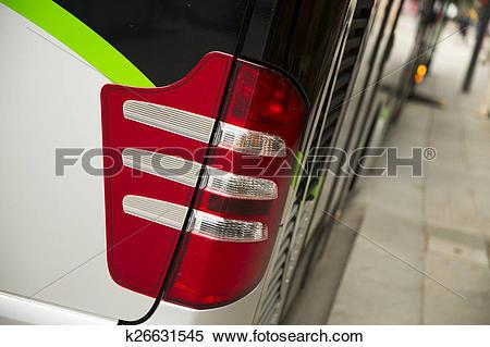 Stock Image of Lighting system light bus k26631545.