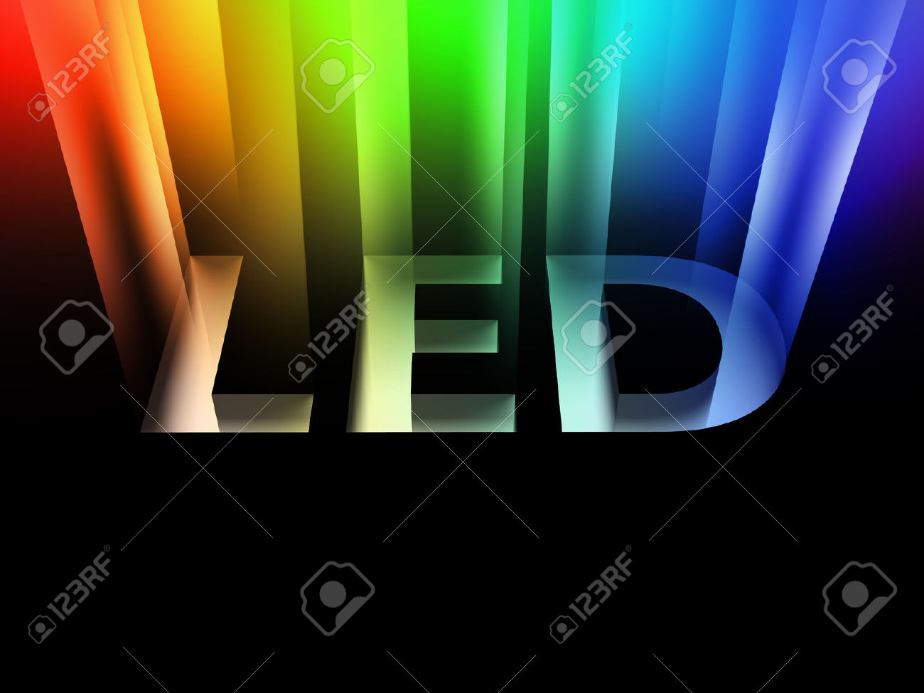 11,553 Led Light Stock Vector Illustration And Royalty Free Led.