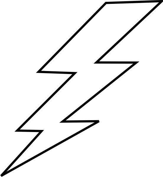 55 Free Lightning Bolt Clipart.