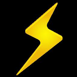 Lightning Bolt Png.
