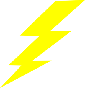 Lightning Bolt Clipart Png.
