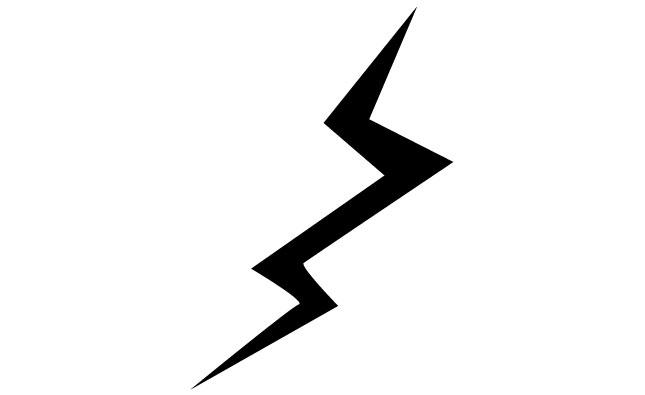 Free Lightning Bolt Vector, Download Free Clip Art, Free.