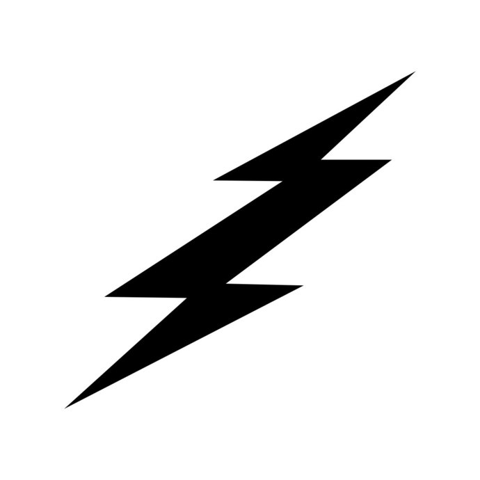 Free Lightning Bolt Vector Png, Download Free Clip Art, Free.